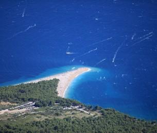 island brac croatia sailing